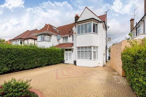 Chatsworth Road, London, NW2. 5 bedroom semi-detached house for sale