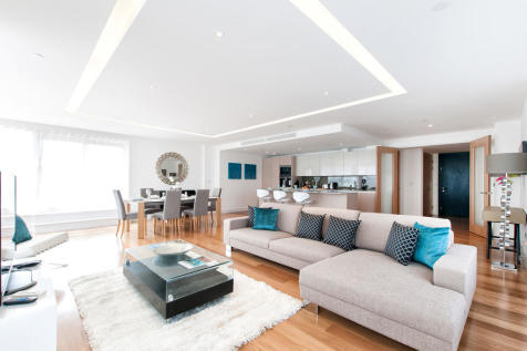 Juniper Drive, Battersea Reach. 3 bedroom apartment