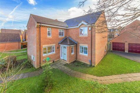 Kay Walk, St. Albans, Hertfordshire. 4 bedroom detached house