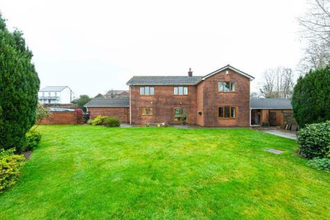 Bwrlyn Cottage, Pentwyn Road, Treharris. 5 bedroom detached house for sale