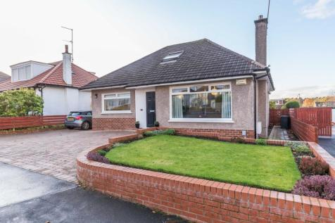 Dalkeith Avenue, Bishopbriggs, Glasgow, G64. 5 bedroom detached bungalow for sale