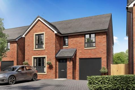 Holehouse Road, Kilmarnock, KA3. 4 bedroom detached house for sale