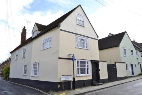 West Stockwell Street, Colchester. 4 bedroom semi-detached house