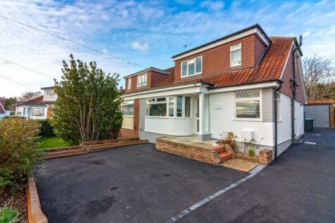 Garden Close, Shoreham-By-Sea. 4 bedroom semi-detached bungalow for sale