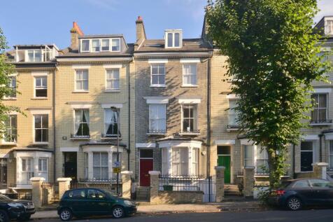 Ainger Road, Primrose Hill, London, NW3. 5 bedroom terraced house