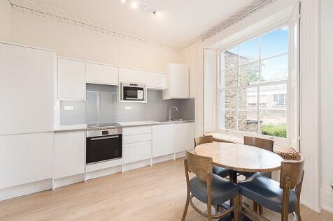 Belsize Road, South Hampstead, London, NW6. 1 bedroom flat