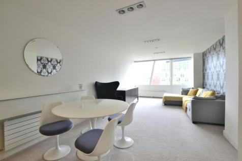 One Park West, 37 Strand Street, Liverpool. 2 bedroom apartment