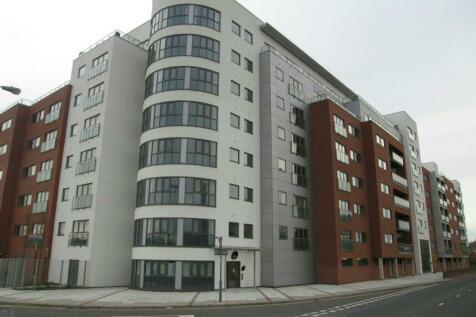 The Reach, Leeds Street, Liverpool. 2 bedroom apartment