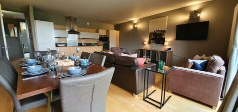 West Parkside, London, SE10. 1 bedroom house share