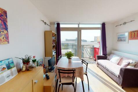 West Parkside, London, SE10. 1 bedroom apartment