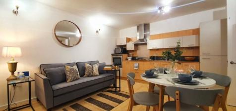 West Parkside, Greenwich, London, SE10. 1 bedroom house share