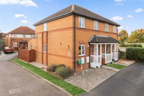 Pipston Green, Kents Hill, Milton Keynes, Bucks. 3 bedroom semi-detached house