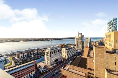 Rumford Place, Liverpool, Merseyside, L3. 3 bedroom apartment for sale