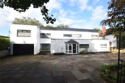 Allerton Road, Calderstones, Liverpool, L18. 7 bedroom detached house for sale