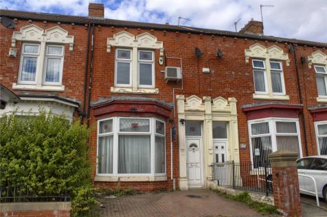 Borough Road, Middlesbrough. 4 bedroom terraced house