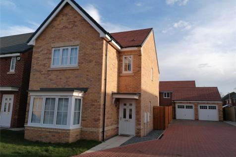 Gold Court, Middlesbrough. 4 bedroom detached house