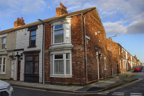 Errol Street, Middlesbrough. 2 bedroom end of terrace house for sale