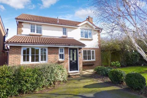 Muirfield, Whitley Bay. 4 bedroom detached house