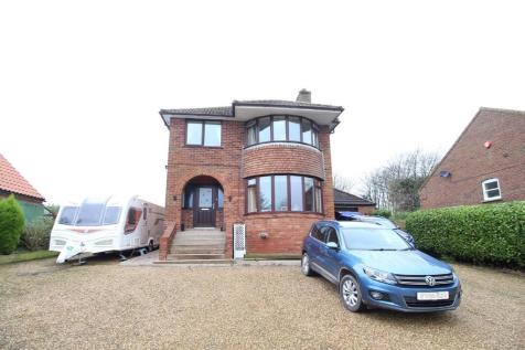 Foxholes, North Yorkshire. 3 bedroom detached house