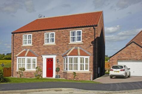 West End Falls, Nafferton. 4 bedroom detached house for sale