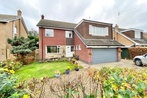 The Meadows, Cherry Burton. 5 bedroom detached house for sale