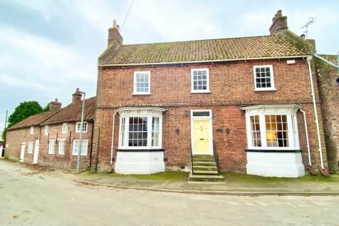 Church Street, Kilham. 6 bedroom detached house for sale