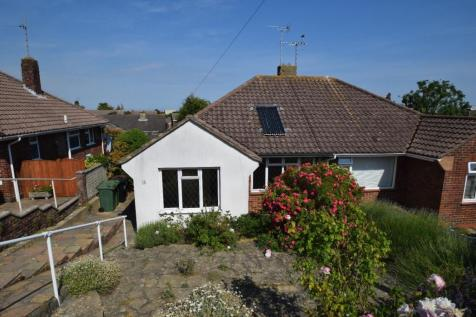 Selsfield Close Eastbourne. 2 bedroom bungalow