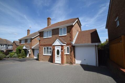 Dutchells Way, Eastbourne. 4 bedroom detached house
