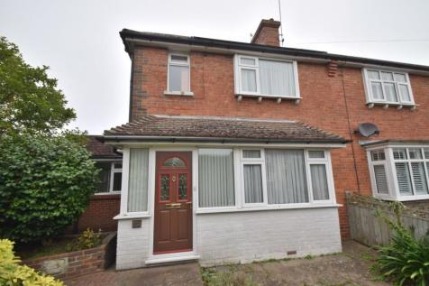 Kingston Road, Eastbourne. 3 bedroom semi-detached house
