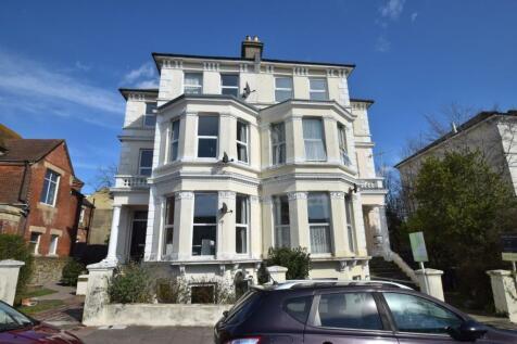 Upperton Gardens, Eastbourne. 2 bedroom apartment