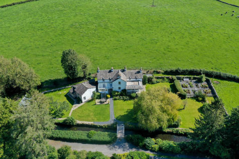 Rostead, Cark-in-Cartmel, Grange-over-Sands, Cumbria, LA11 7NL. 5 bedroom detached house for sale