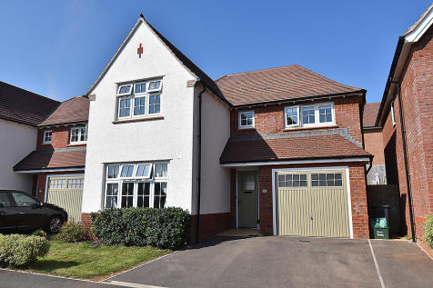 Hawkins Road, Saxon Brook, Exeter. 4 bedroom detached house for sale