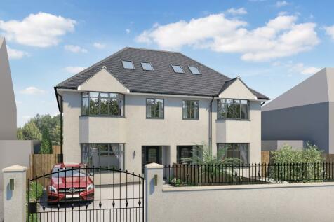 Olive House, Sidney Road, Walton-On-Thames, Surrey, KT12. 5 bedroom semi-detached house for sale