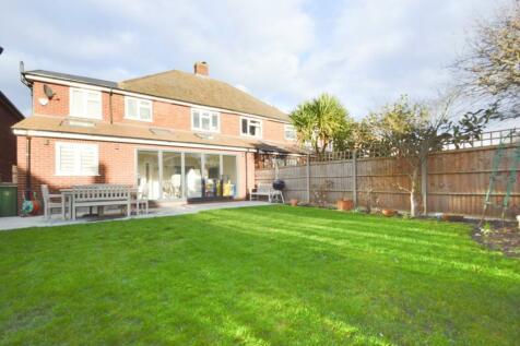Denton Grove, Walton-On-Thames, Surrey, KT12. 4 bedroom semi-detached house for sale