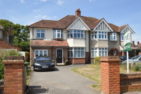 Sandy Way, Walton-On-Thames, Surrey, KT12. 4 bedroom semi-detached house for sale