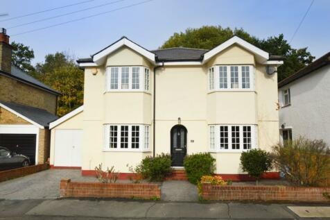 Felcott Road, Walton-On-Thames, Surrey, KT12. 4 bedroom detached house for sale
