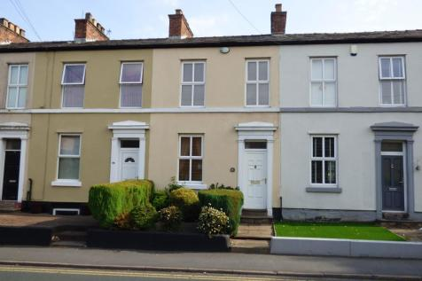 Hall Street, Stockport, SK1. 2 bedroom terraced house for sale
