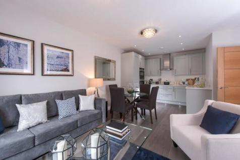 Sandalwood Lodge, Imperial Road, Windsor, SL4. 2 bedroom flat