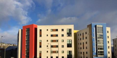 Campus Apartments, Horsewater Wynd, Dundee, DD1 5DU. 4 bedroom flat