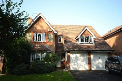 Dyer Road, Wokingham, Berkshire. 4 bedroom detached house for sale