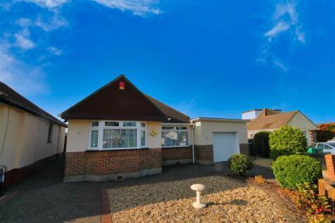 Brampton Road, Poole. 2 bedroom detached bungalow