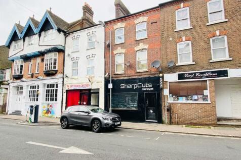 Cheapside, Luton, Bedfordshire, LU1. 1 bedroom flat