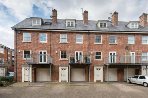 Baltic Wharf, Norwich, Norfolk. 5 bedroom town house