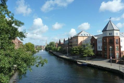 Sidestrand, Wherry Road, Norwich, NR1. 5 bedroom penthouse for sale