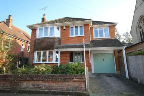 Wellington Road, Lower Parkstone, Poole, Dorset, BH14. 4 bedroom detached house