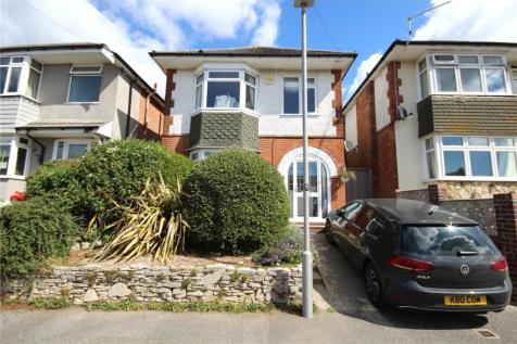Courthill Road, Lower Parkstone, Poole, BH14. 3 bedroom detached house