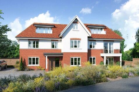 Springfield Road, Ahsley Cross, Poole, Dorset, BH14. 2 bedroom apartment