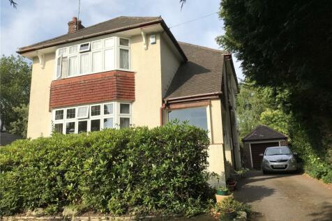 St Osmunds Road, Lower Parkstone, Poole, Dorset, BH14. 3 bedroom detached house