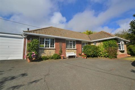 Little Rancombe, Brighstone. 3 bedroom detached bungalow