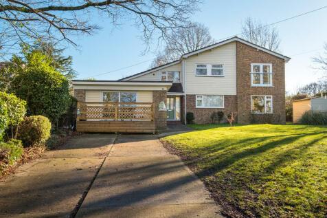 Ashlake Copse Road, Ryde. 4 bedroom detached house for sale